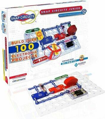 Elenco; Snap Circuit Jr  (2L Manual)