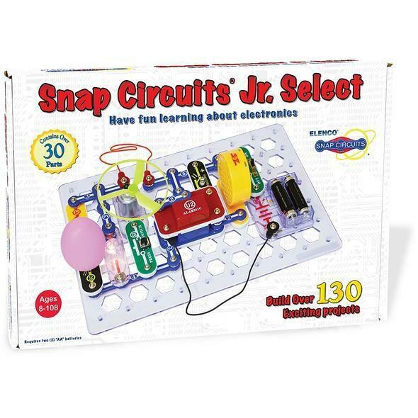 Elenco; Snap Circuit Jr Select