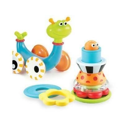 Yoolidoo; Crawl 'N' Go Snail