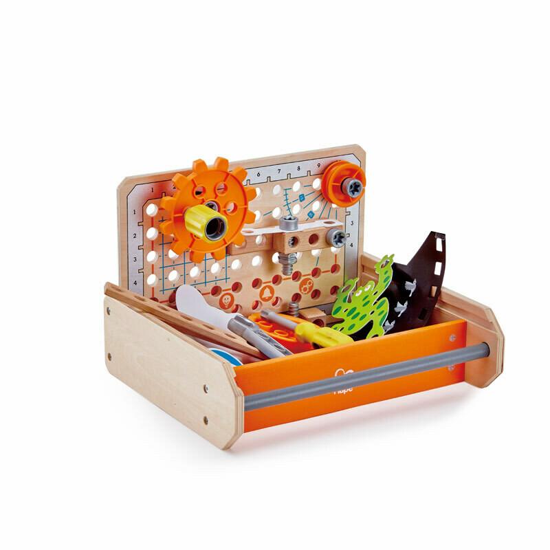 Hape; Science Experiment Toolbox