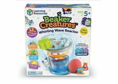 Learning Resources; Beaker Creatures Whirling Wave