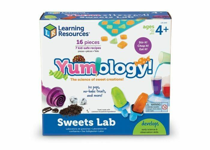 Learning Resources; Yumology Sweetslab