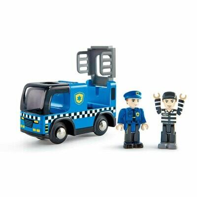 Hape; Police Car with Siren
