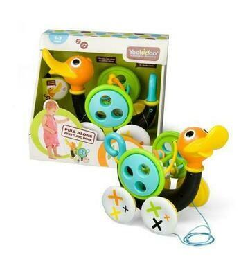 Yookidoo; Pull-Alongwhistling Duck