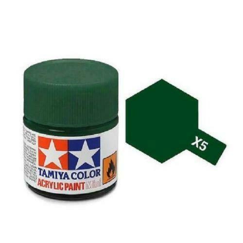 Tamaya; Tam X-5 Green
