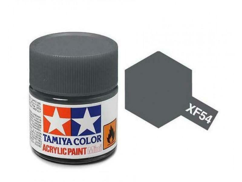 Tamiya; Tam XF-54 Flat-Dark SeaGrey