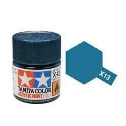 Tamaya; Tam X13 Gloss-Metalic Blue