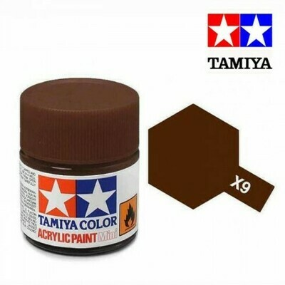 Tamaya; Tam X-09 Gloss-Brown