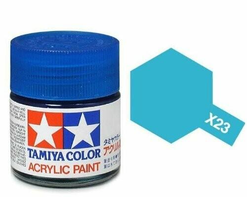 Tamiya; Tam X-23 Gloss-Clear Blue