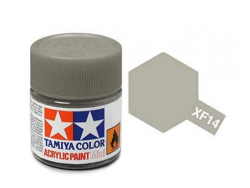 Tamiya; Tam XF-14 J.A. Grey