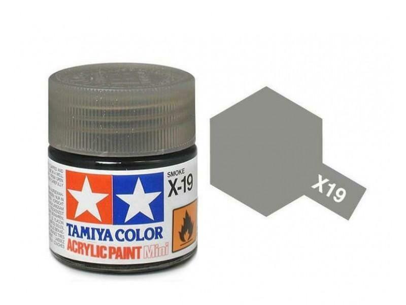 Tamaya; Tam X-19 Gloss-Smoke