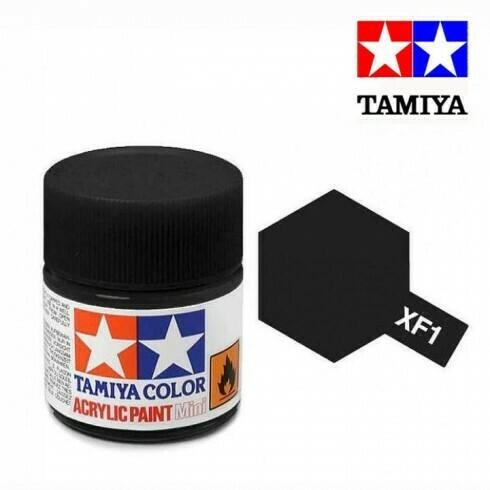 Tamiya; Tam XF-01 Flat-Black