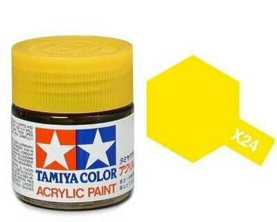 Tamaya; Tam X-24 Gloss-Clear Yellow