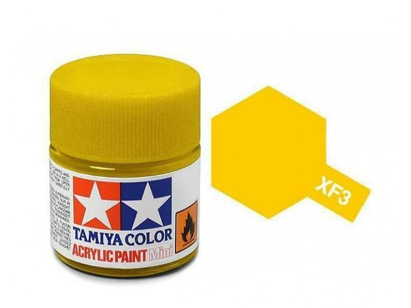 Tamaya; Tam XF-03 Flat-Yellow