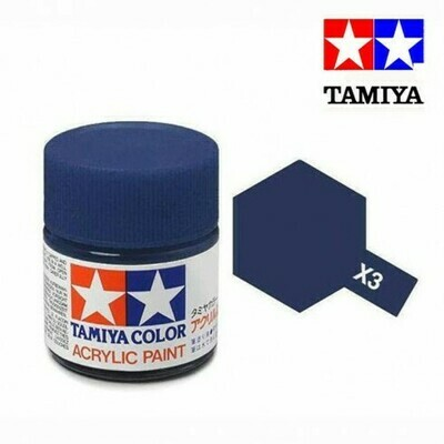 Tamaya; Tam X-03 Gloss-Royal Blue