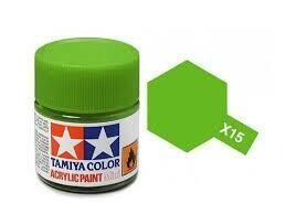 Tamaya; Tam X-15 Gloss-Light Green