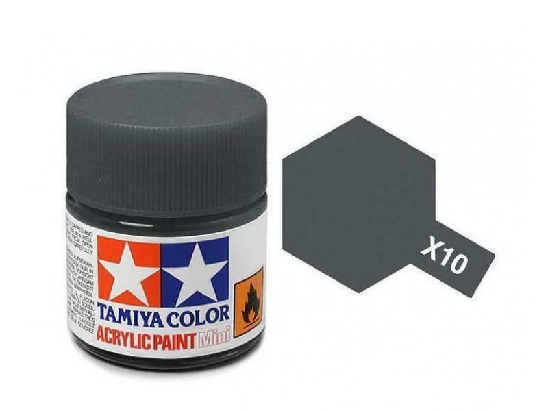 Tamaya; Tam X-10 Gloss-Gun Metal