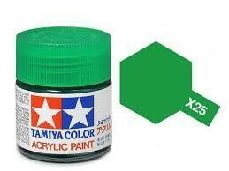Tamaya; Tam X-25 Gloss-Clear Green