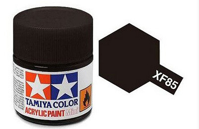 Tamiya; Tam XF-85 Rubber Black