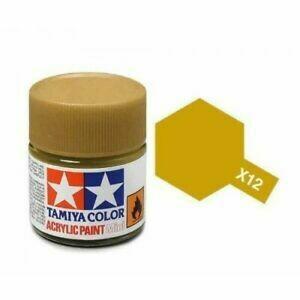 Tamaya; Tam X-12 Gloss-Gold Leaf