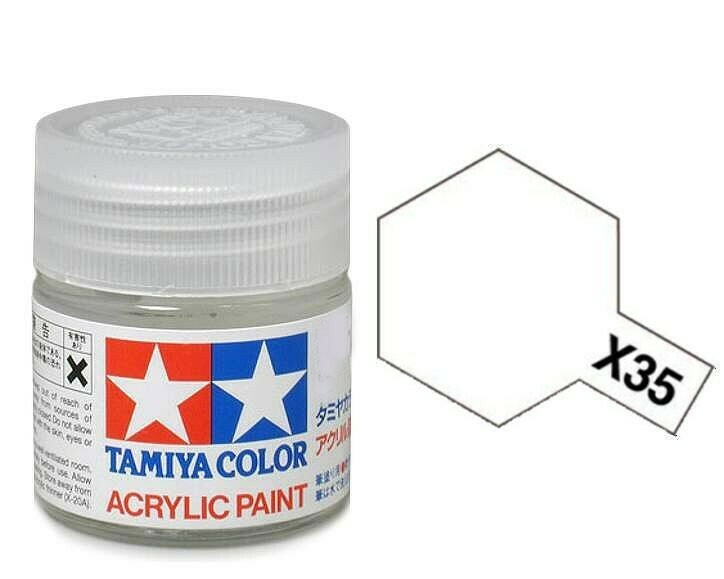 Tamaya; Tam XF-35 Semi Gloss Clear