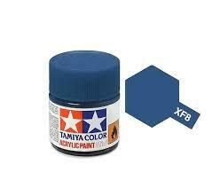 Tamiya; Tam XF-08 Flat-Insigniablue