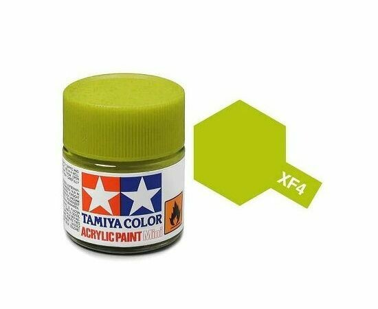 Tamaya; Tam XF-04 Flat-Yellow Green