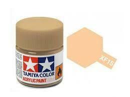 Tamiya; Tam XF-15 Flat-Flesh