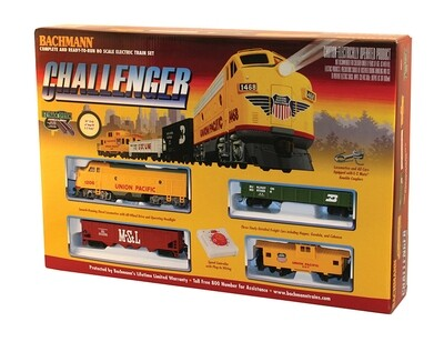 Bachmann; Challenger Train Set
