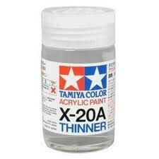 Tamaya; X20AL Thinner  (46ml)