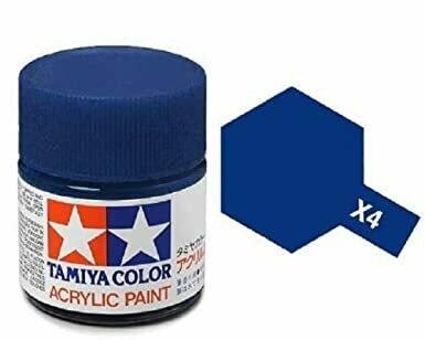 Tamaya; Tam X-04 Gloss-Blue