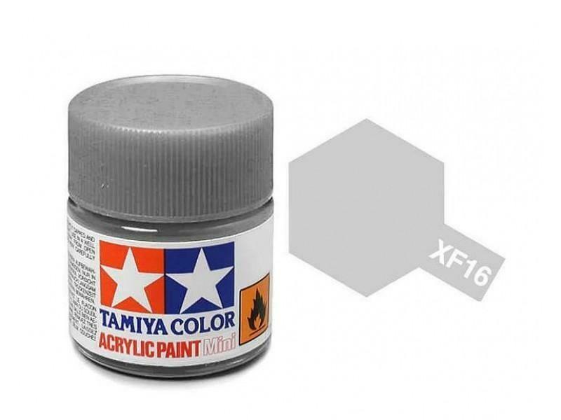 Tamiya; Tam XF-16 Flat-Aluminum