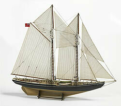Lasercut; Bluenose-Canadian