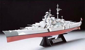 Tamiya; Bismark German Battleship 1/35O