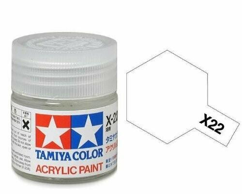Tamaya; Tam X-22 Gloss-Clear