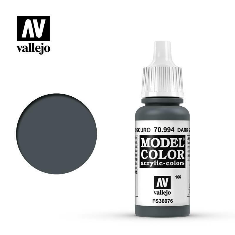 Vallejo; Dark Grey