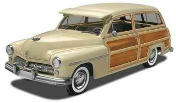 Revel; '49 Mercury Wagon