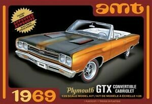 Amt; 1969 Plymouth GTX Convertable (1/25)