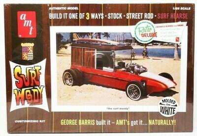 Amt; George Barris Surfwoody (1/25)