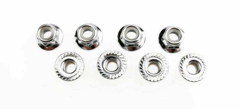Traxxas; 5Mm Steel Nut
