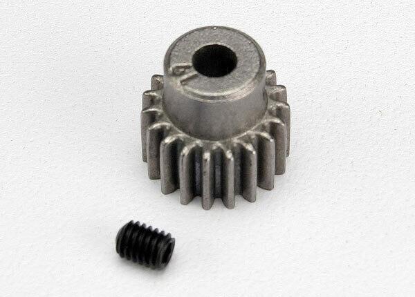 Traxxas; 48P Pinion Gear (19T)
