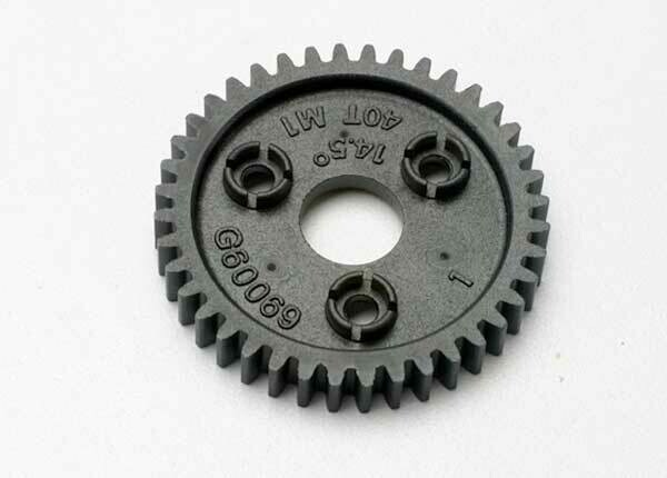 Traxxas; Revo 40 Tooth Spur Gear (1.0 Metric Pitch)