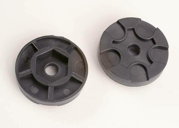 Traxxas; Hub Adaptors Plastic