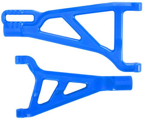 RPM; Summit, Revo & E-Revo Front Right Arms - Blue