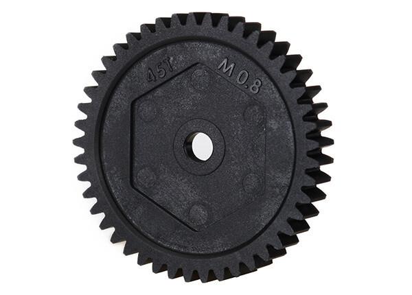 Traxxas; Spur Gear, 45 Tooth