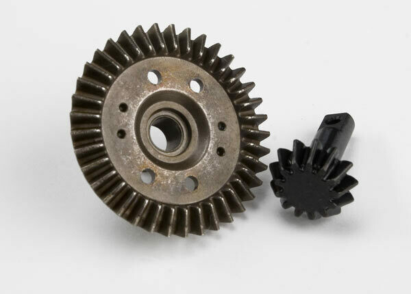 Traxxas; Differential Ring Gear & Pinion Gear Set