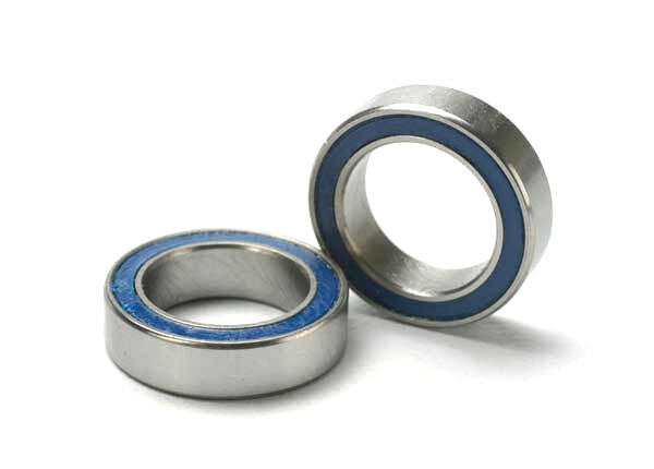 Traxxas; 10X15X4Mm Ball Bearing Blue (2)