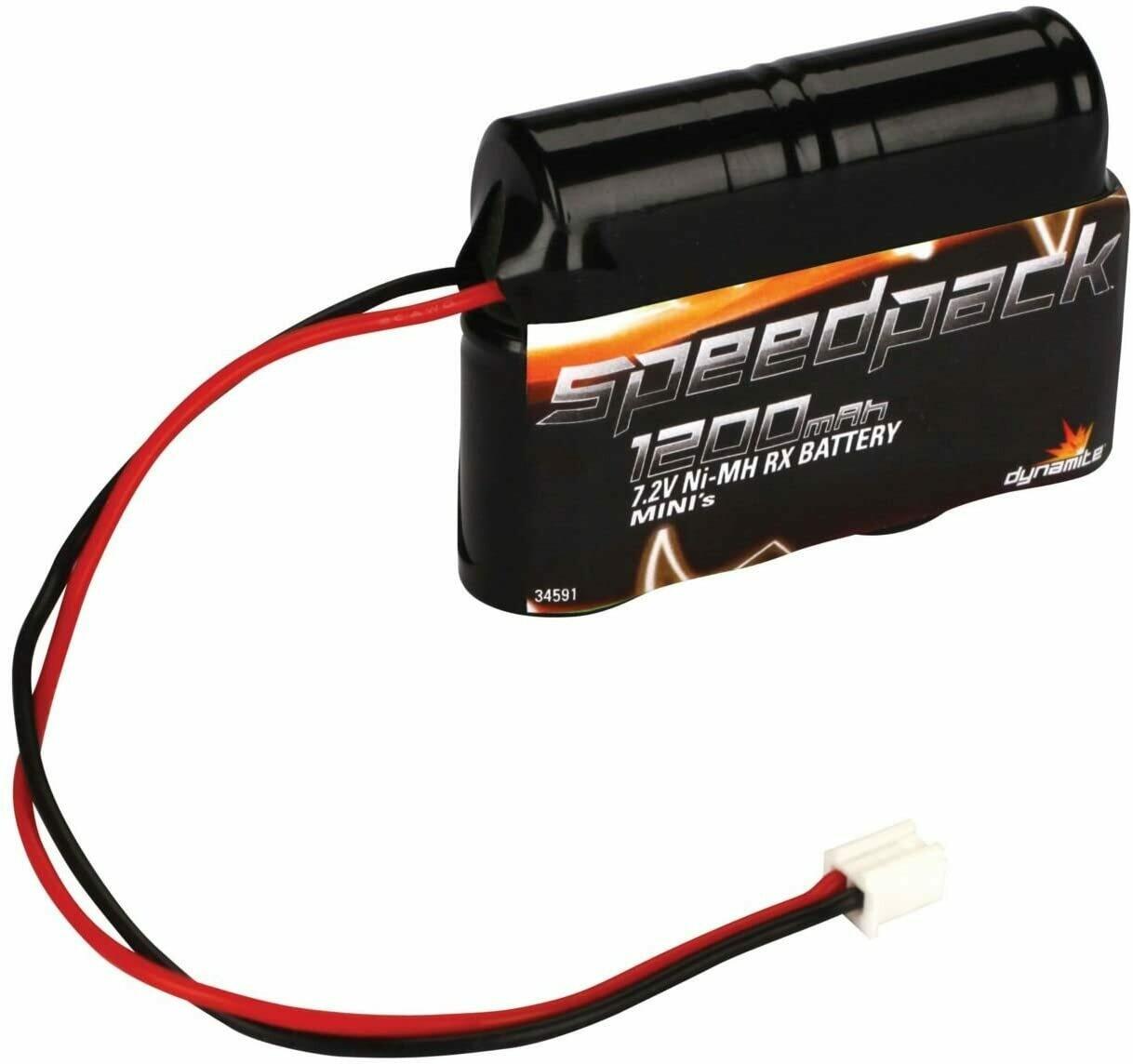 Speedpack; 7.2V 1200Mah Nimh Battery: Minis