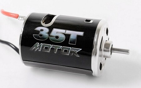 Traxxas; 540 Crawler Brushed Motor 35T