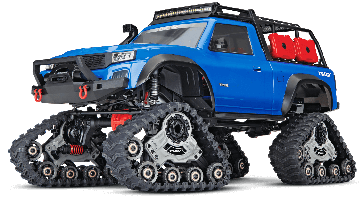Traxxas; Scale And Trail Crawler